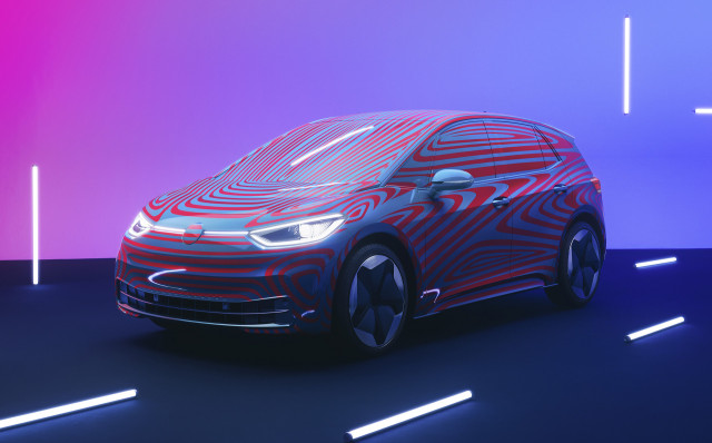 Volkswagen opens preorders for its ID.3 long-range electric hatchback