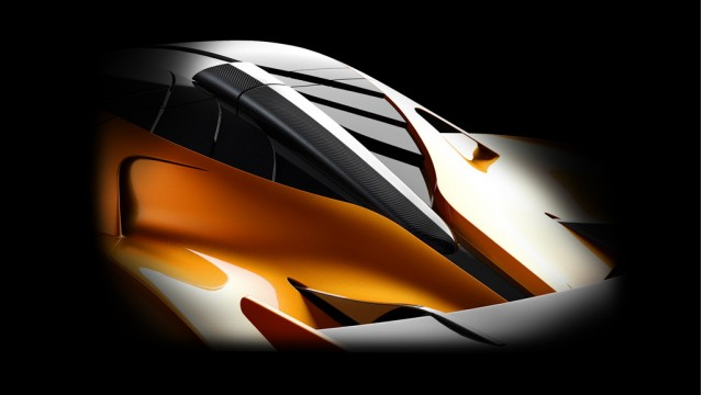 Teaser for Apollo's new car debuting at 2016 Geneva Motor Show