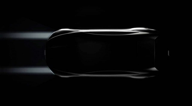 Teaser for Audi concept debuting at 2014 Los Angeles Auto Show (Image via Auto&Design)