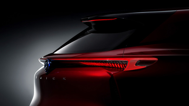 Buick's all-electric SUV concept packs an impressive 370-mile range