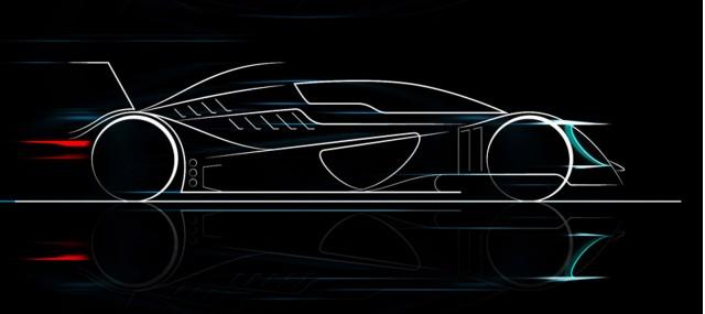 Teaser for Caparo T1 Evolution
