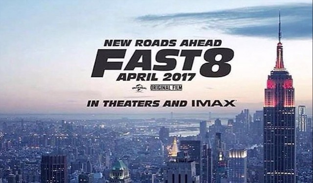 Teaser for 'Fast 8' - Image via Vin Diesel's Instagram