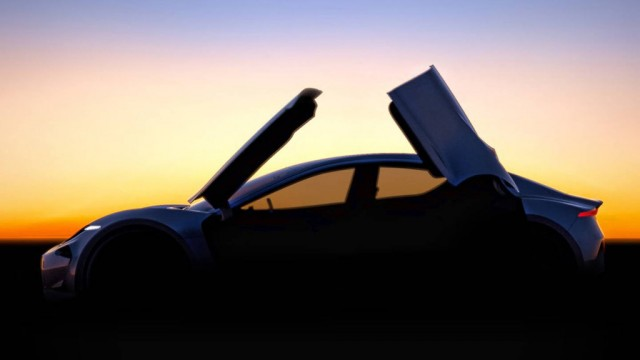 Fisker Emotion Mile Luxury Electric Car New Teaser Photo Released