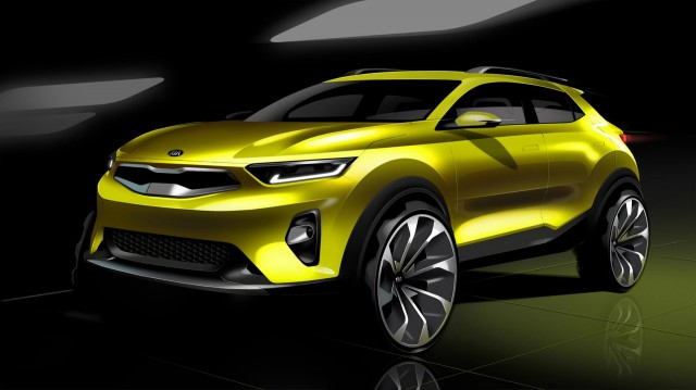 Teaser for Kia Stonic debuting in 2017