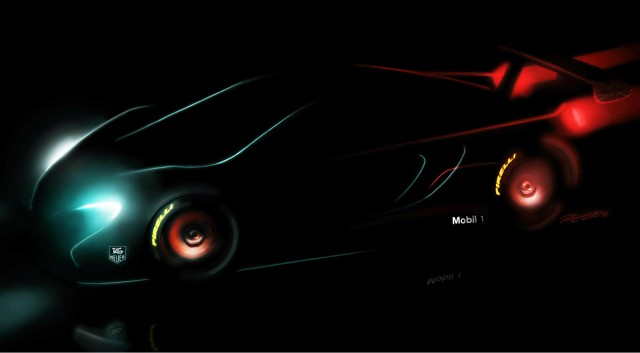Teaser for McLaren global premiere at 2014 Goodwood Festival of Speed