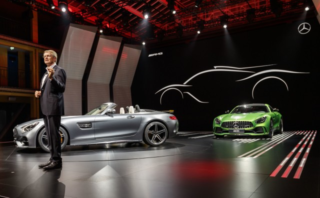 Teaser for Mercedes-AMG hypercar, 2016 Paris auto show
