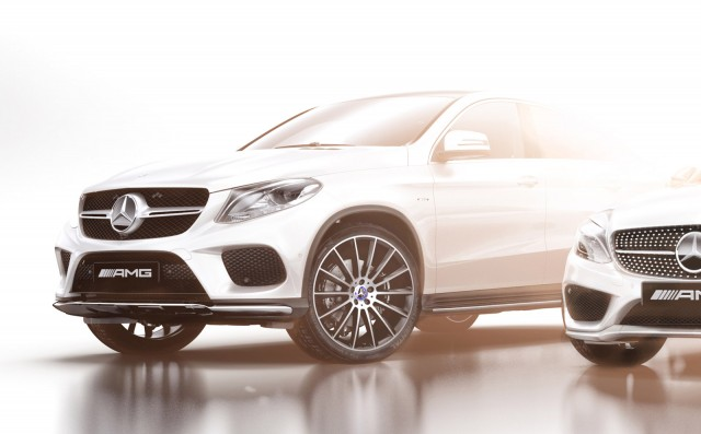 Teaser For Mercedes Benz Gle Cl Coupe Amg Sport