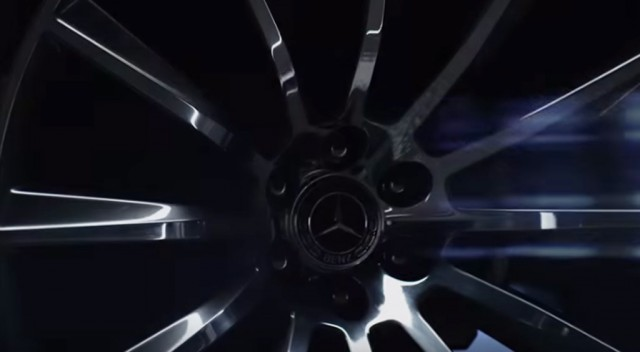 Teaser for Mercedes-Benz pickup truck concept debuting October 25, 2016