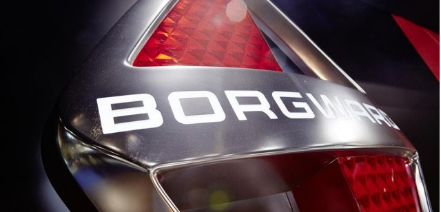 Teaser for new Borgward debuting at 2016 Geneva Motor Show
