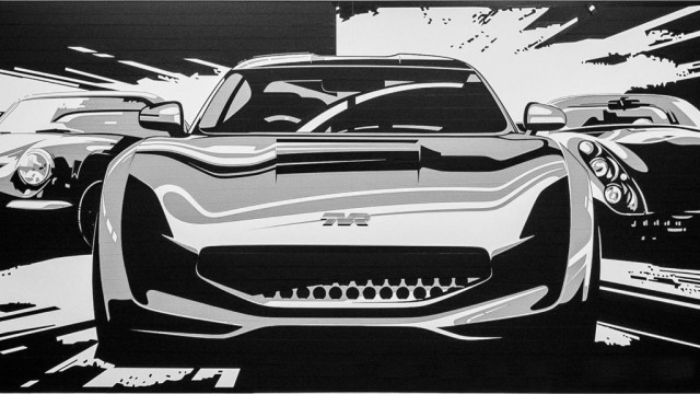 TVR Teases New Sports Car Griffith Name Mooted - New performance cars
