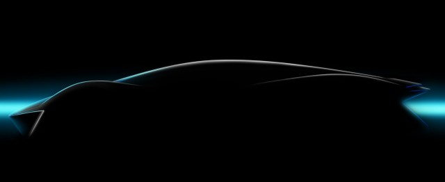 Teaser for Techrules GT96 debuting at 2017 Geneva auto show