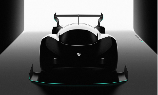 Teaser for Volkswagen's entry for 2018 Pikes Pike International Hill Climb