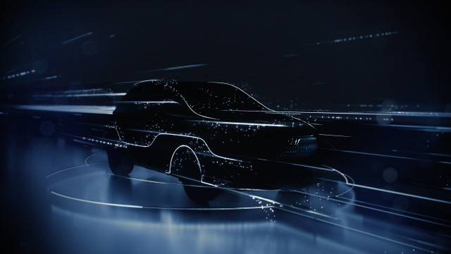 Teaser image for Hyundai Kona Electric to be introduced at 2018 Geneva auto show