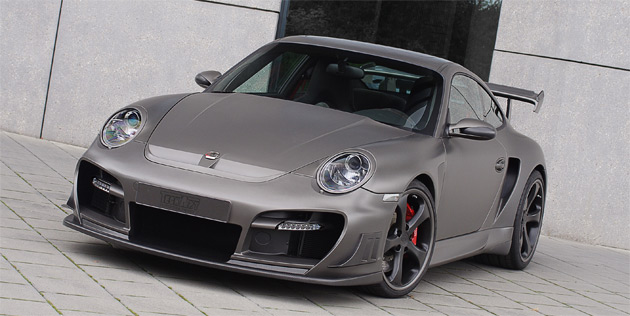 techart releases new gt street r package for the porsche. Black Bedroom Furniture Sets. Home Design Ideas