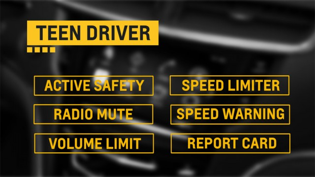 Teen Driver safety feature debuting on 2016 Chevrolet Malibu