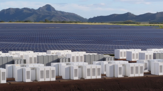 Tesla Kauai Solar Energy Generation And Storage Project Photo
