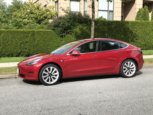 Tesla Model 3 Bought Photo By Reader Ah