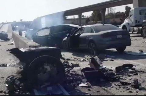 Tesla faces lawsuit in fatal Model X crash on Autopilot