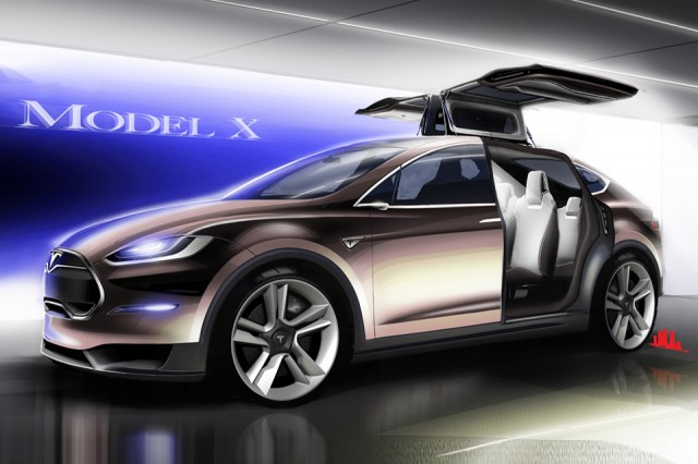 Tesla Will Sell Models In Small Suv And Sports Car Added