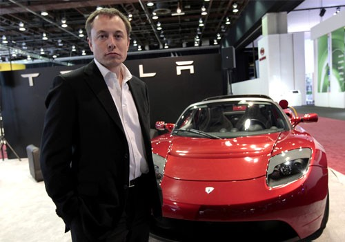 Tesla S Challenge Build 30k Mainstream Electric Car By 2015