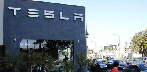 Tesla opening second store in Silicon Valley as production ramps up