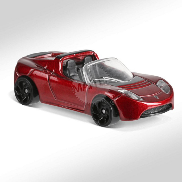 Tesla Roadster 1:64 Hot Wheels car