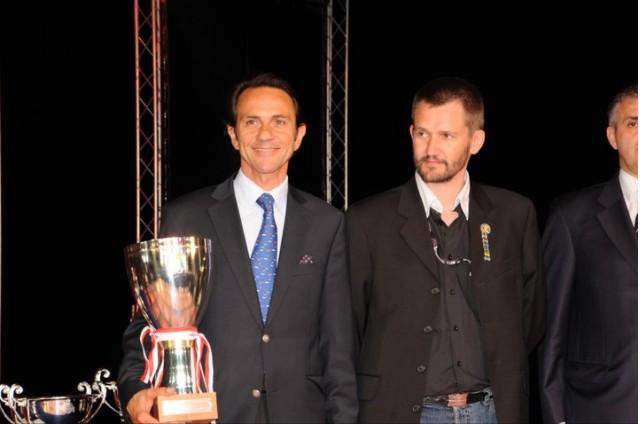 Erik Comas Wins Fifth Monte Carlo Alternative Energy Rally for Tesla