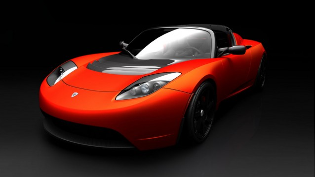 2009 Tesla Roadstser