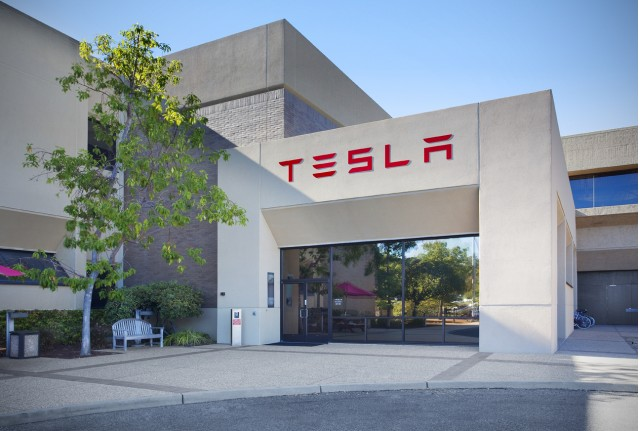 Tesla Motors, Palo Alto, California
