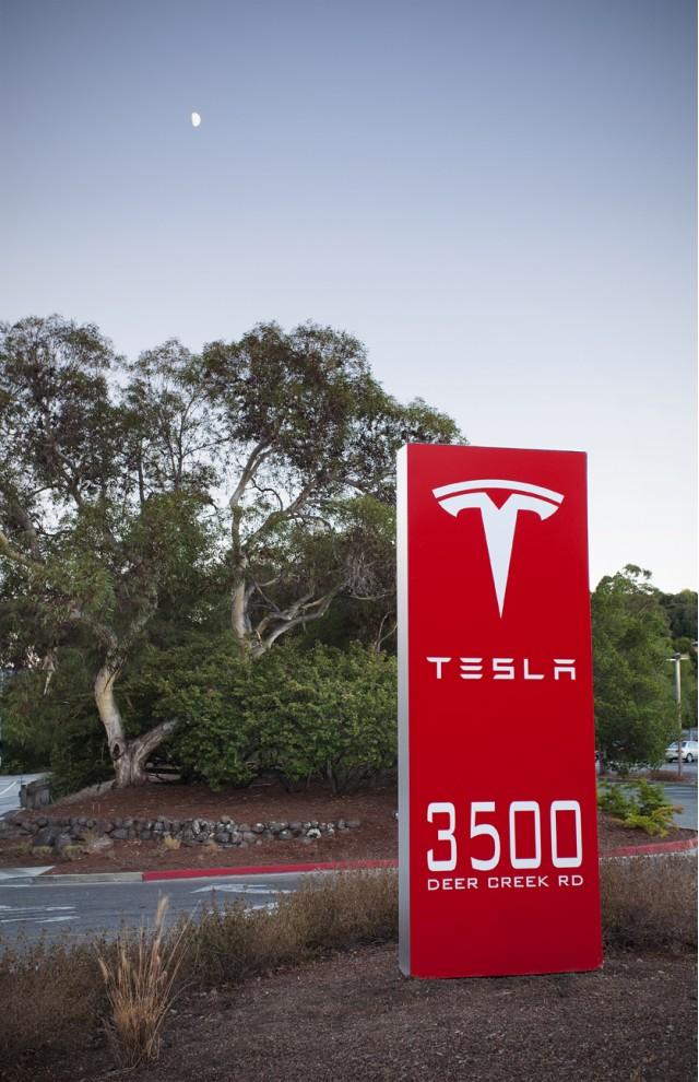 Tesla Motors, Palo Alto, California
