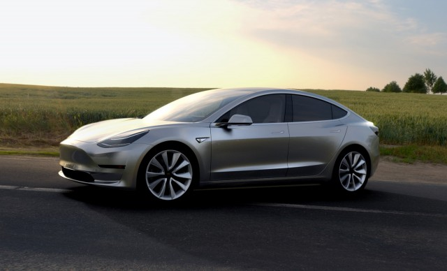Tesla made in