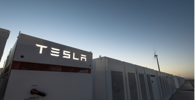 Tesla South Australia lithium-ion battery storage