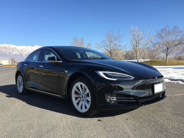 Armormax Armored Tesla Model S