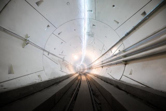 Boring Company opens first test tunnel in LA, Dec. 2018