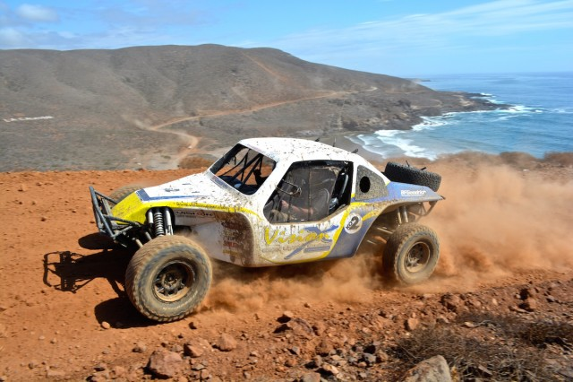 Testing the BFGoodrich tire in Baja. Image via Ford-Trucks.com.