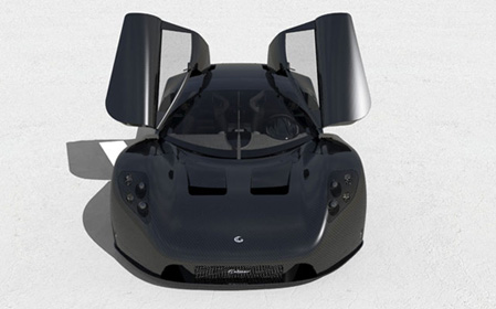 Thai built Galmer Arbitrage GT supercar