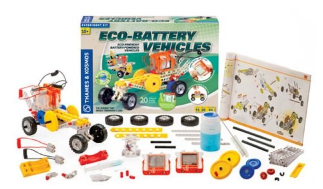 Thames & Kosmos Eco-Battery Vehicle kit
