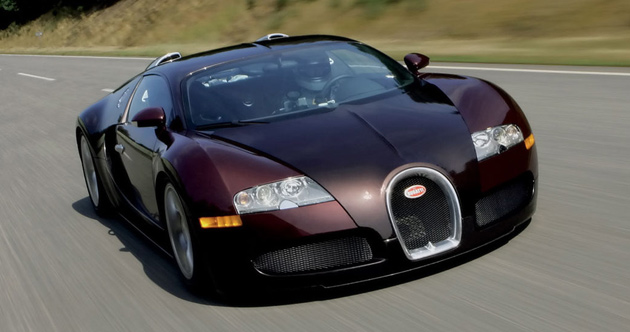 You too can get behind the wheel of a Bugatti Veyron, for the low, low fee of just £16,000 ($25,000)