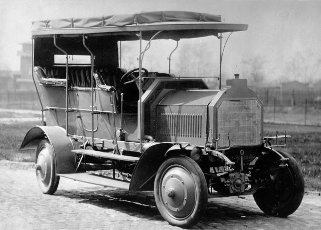 The 1907 Daimler Dernburg-Wagen - image: Mercedes-Benz
