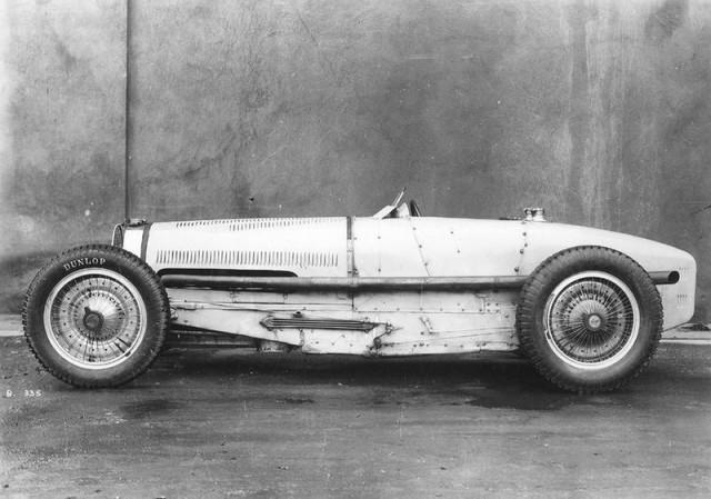 The 1933 Bugatti Type 59