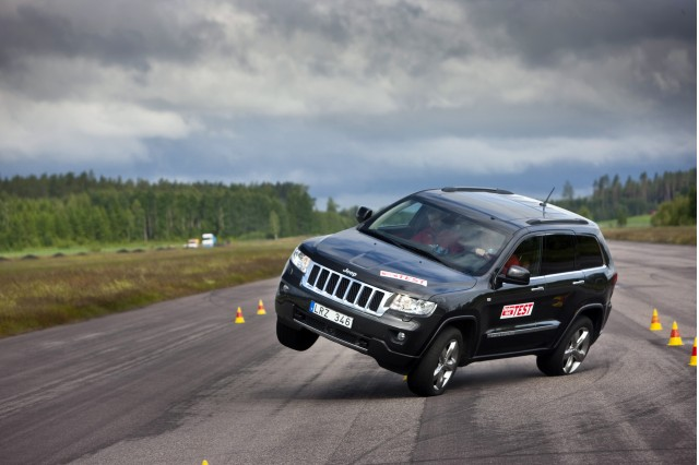 Srt8 2018 >> Swedish Magazine Questions Safety Of Jeep Grand Cherokee