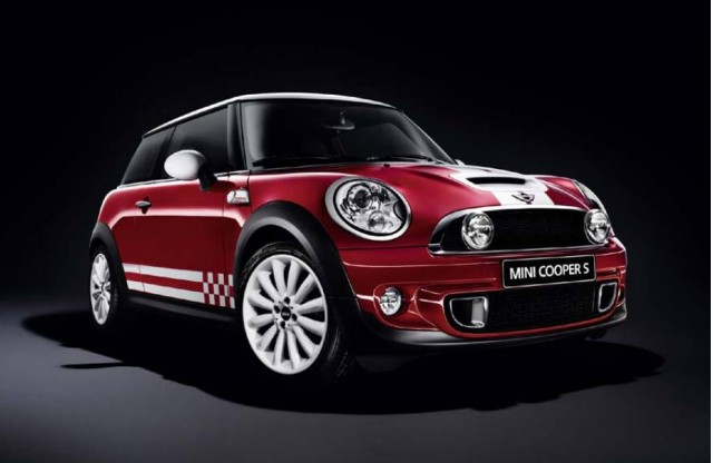 The 2012 MINI Cooper Rauno Aaltonen Edition