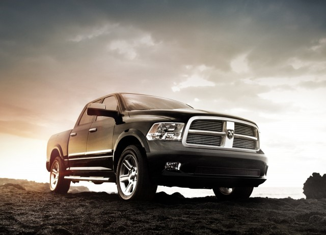The 2012 Ram Laramie Limited