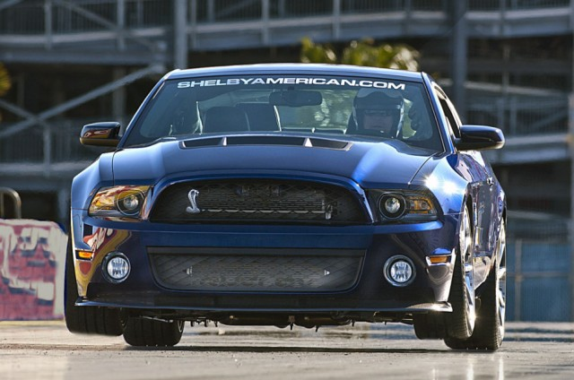 The 2012 Shelby 1000