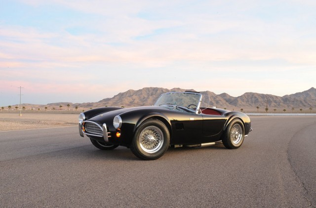 The 50th Anniversary Edition Shelby Cobra