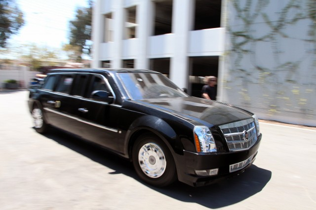 when will the presidential limo become a tesla electric car. Black Bedroom Furniture Sets. Home Design Ideas