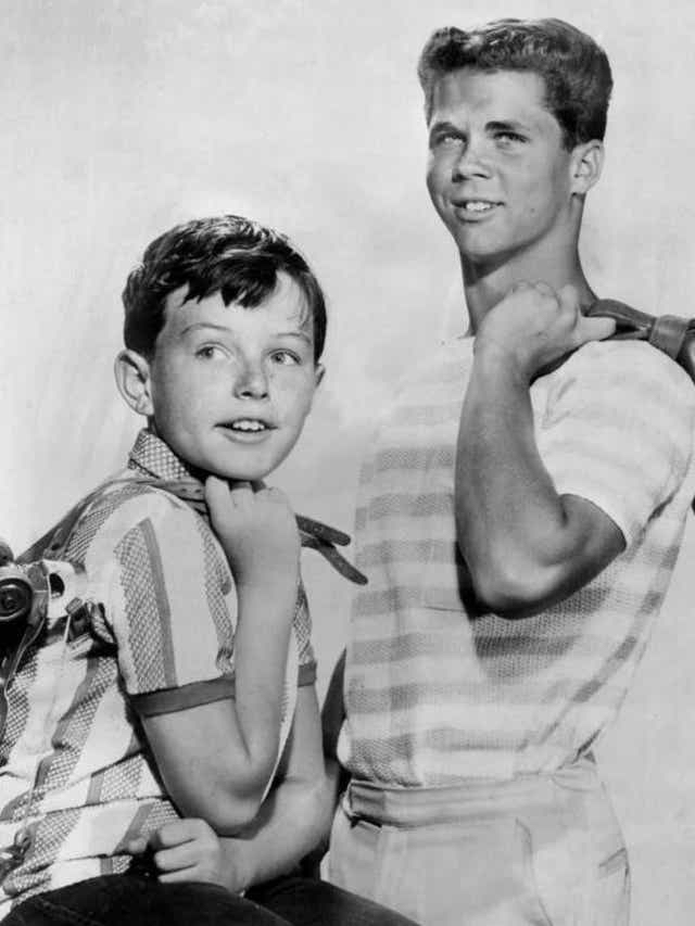 The Beaver and Wally | Publicity photo
