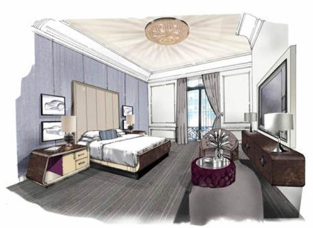 Bentley announces signature suite at new york 39 s st regis for Art et cuisine rm 101