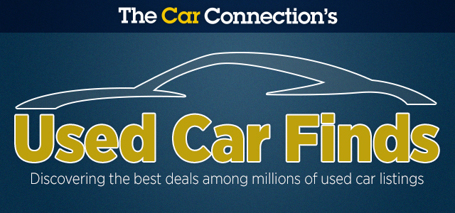 The Car Connection's Best Used Car Finds For June 29, 2013
