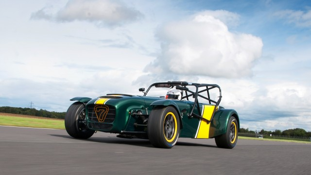 The Caterham Superlight R600